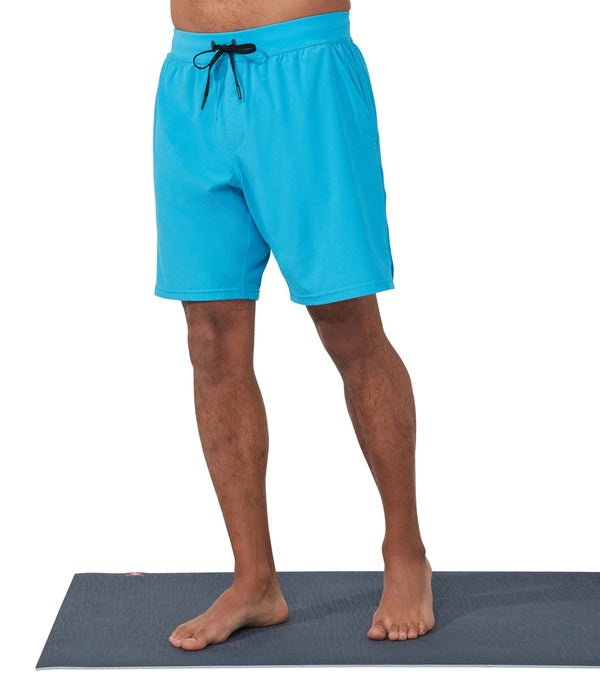 Manduka Men's Performance Classic Rise Shorts