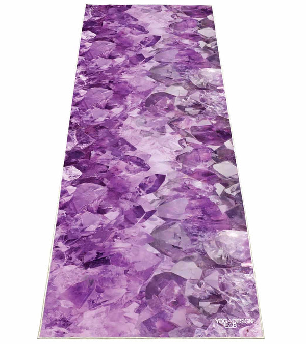 Yoga Design Lab Quartz Premium Yoga Mat Towel