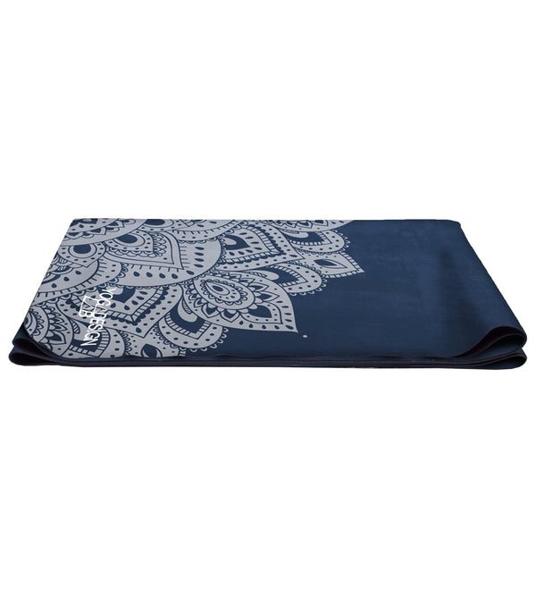 "Yoga Design Lab Mandala Combo Travel Yoga Mat 70"" 1mm"