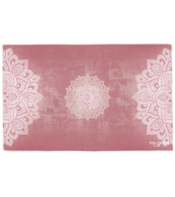 Yoga Design Lab Mandala Premium Yoga Hand Towel
