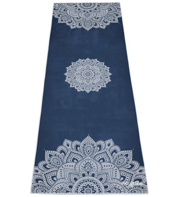 Yoga Design Lab Mandala Premium Yoga Mat Towel