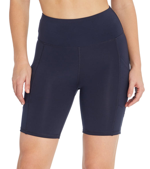Marika Lucy High Waisted Tummy Control Yoga Shorts