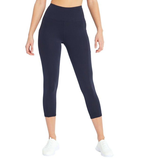 Marika Drew High Waisted Tummy Control Yoga Capris