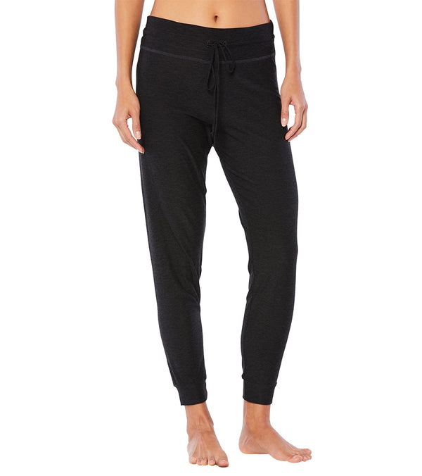 Beyond Yoga Lounge Around Midi Yoga Joggers