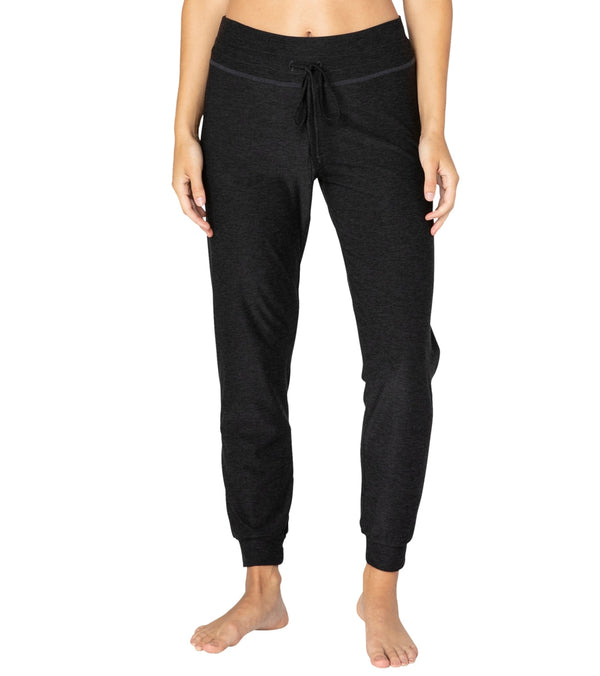 Beyond Yoga Luxe Lounge Around Midi Joggers