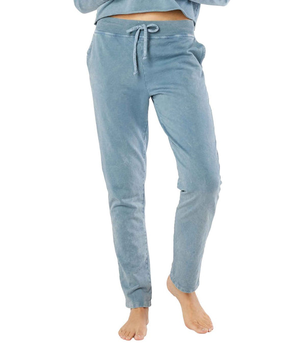Beyond Yoga Hey Chambray Midi Sweggings
