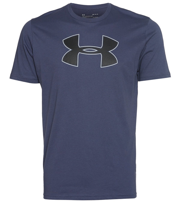 Under Armour Men's Big Logo Short Sleeve Tee