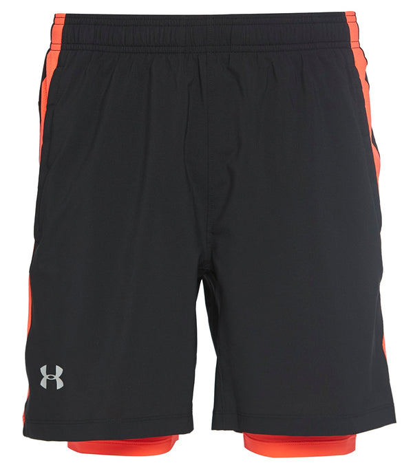 Under Armour Men's Launch Sw 2-In-1 Short