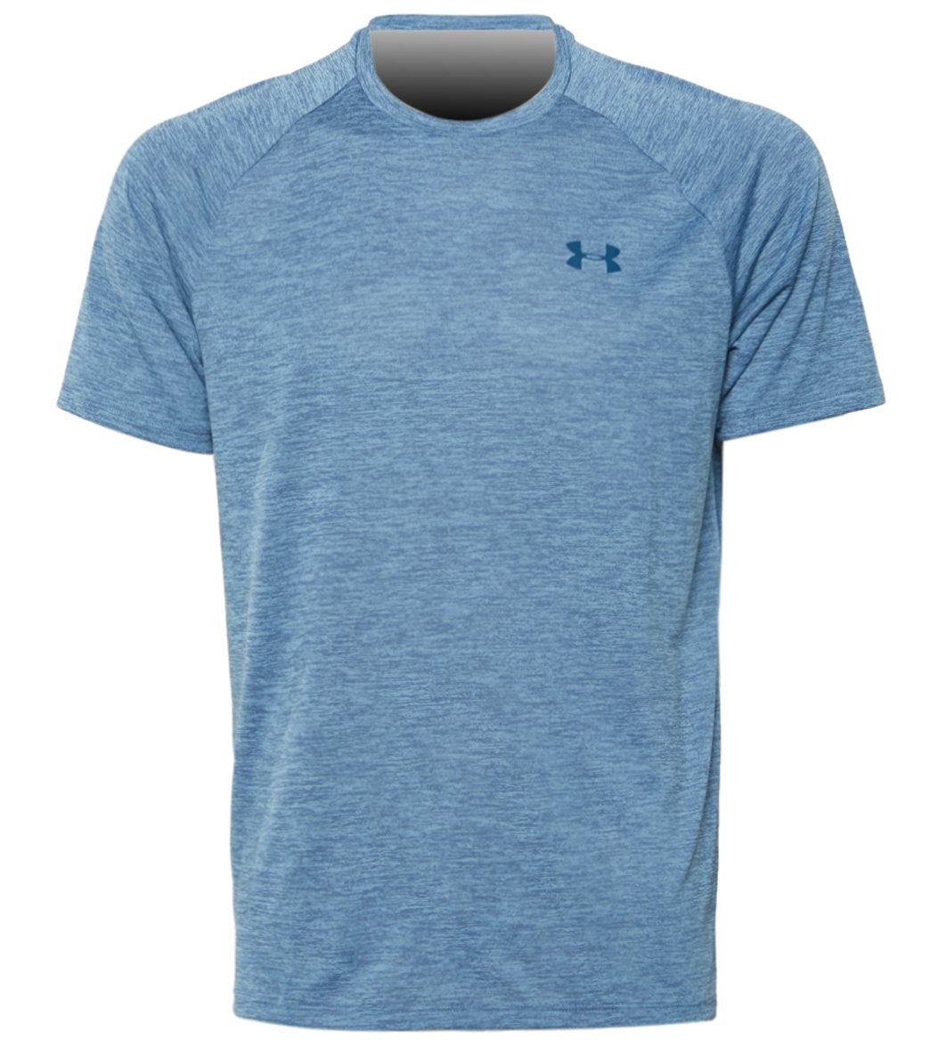 Problema visual pasta  Under Armour Men's UA Tech 2.0 Short Sleeve Tee at YogaOutlet.com