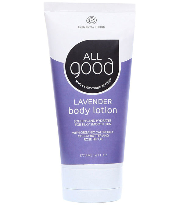 All Good Lavender Body Lotion 6oz