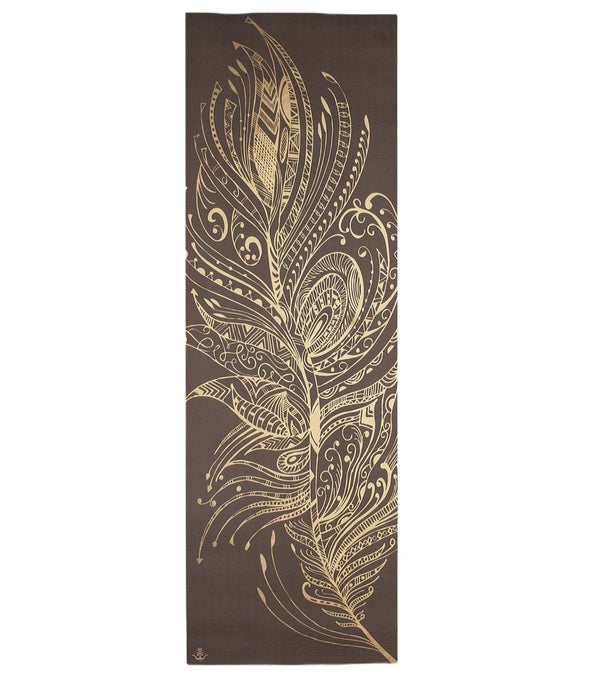"Shakti Warrior Jnana Yoga Mat 72"" 5mm"