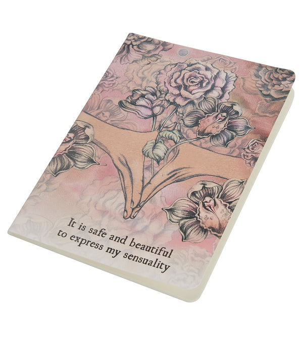 The Moon Deck Sensuality Notebook