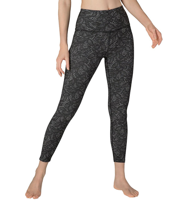 Beyond Yoga Spacedye So Lacy High Waisted 7/8 Yoga Leggings