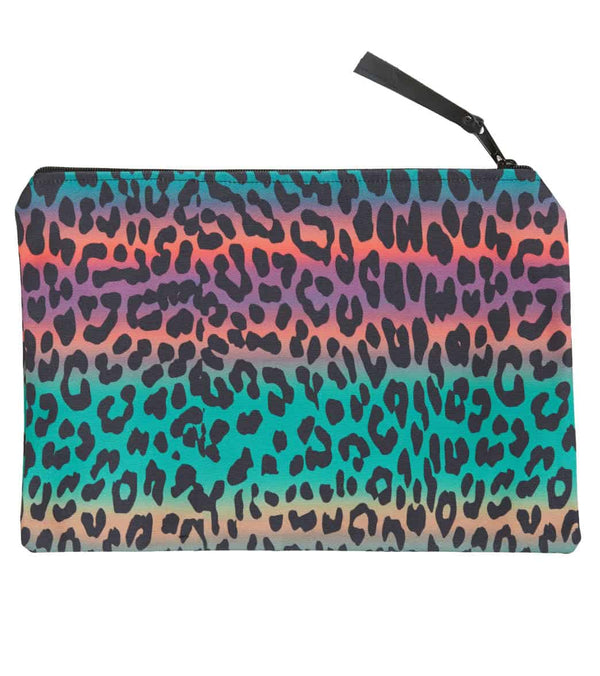 Vagabond Goods Jungle Cheetah Workout Pouch