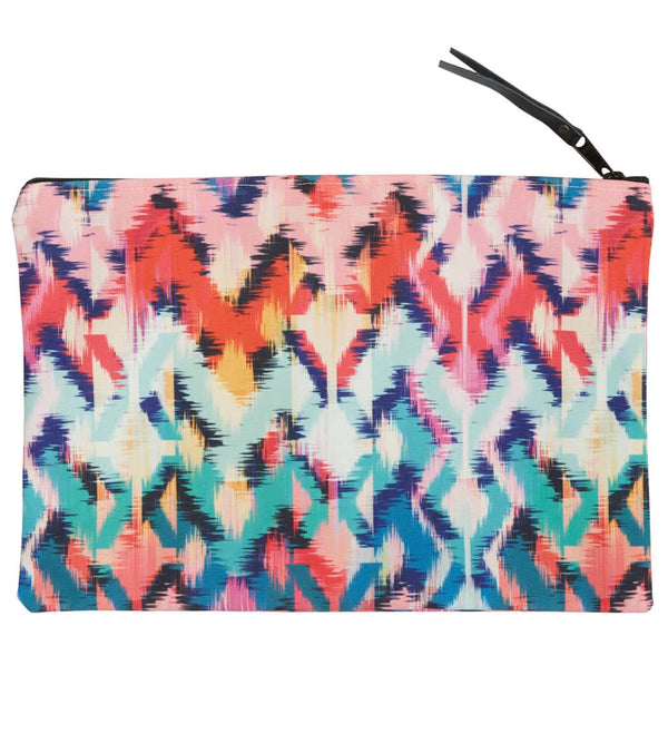 Vagabond Goods Tropical Ikat Workout Pouch