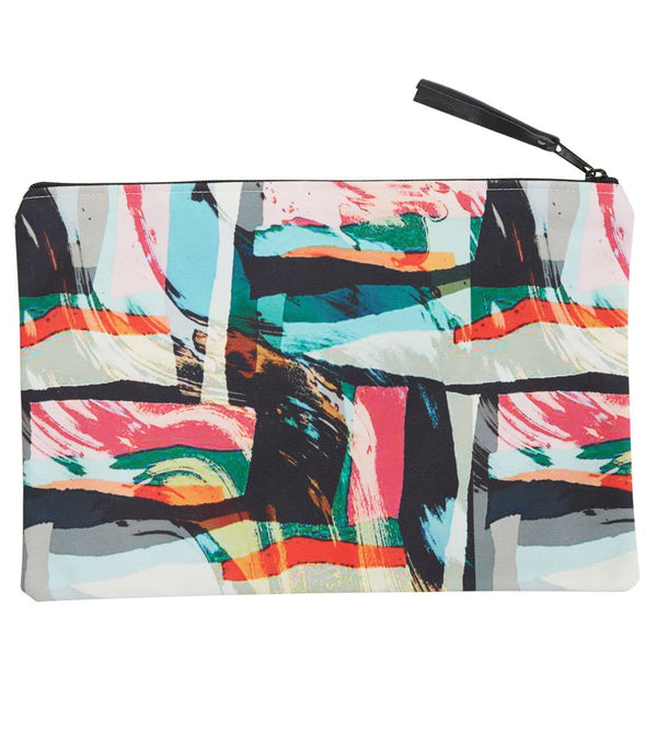 Vagabond Goods Jungle Abstract Workout Pouch