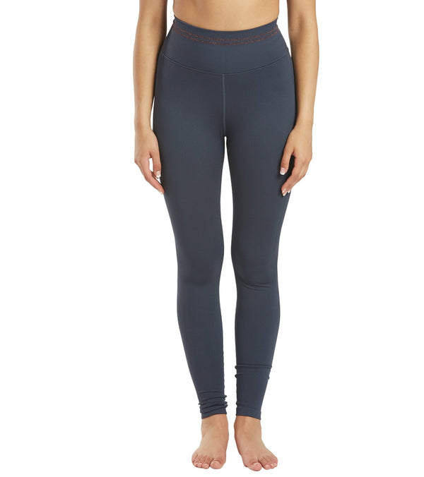 Spiritual Gangster Ananda Lurex Leggings