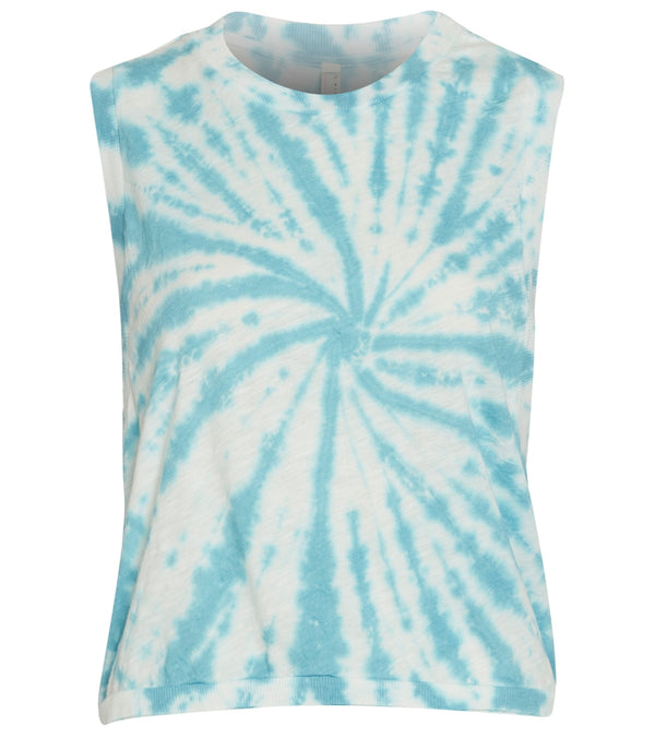 Free People Tie Dye Love Yoga Tank