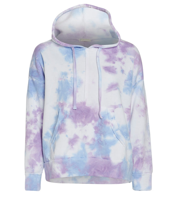 Free People Work It Out Tie Dye Hoodie