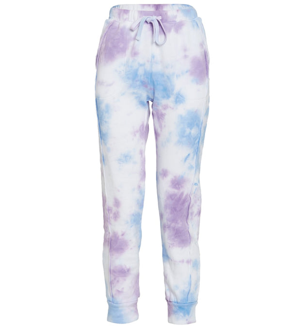 Free People Work It Out Tie Dye Joggers