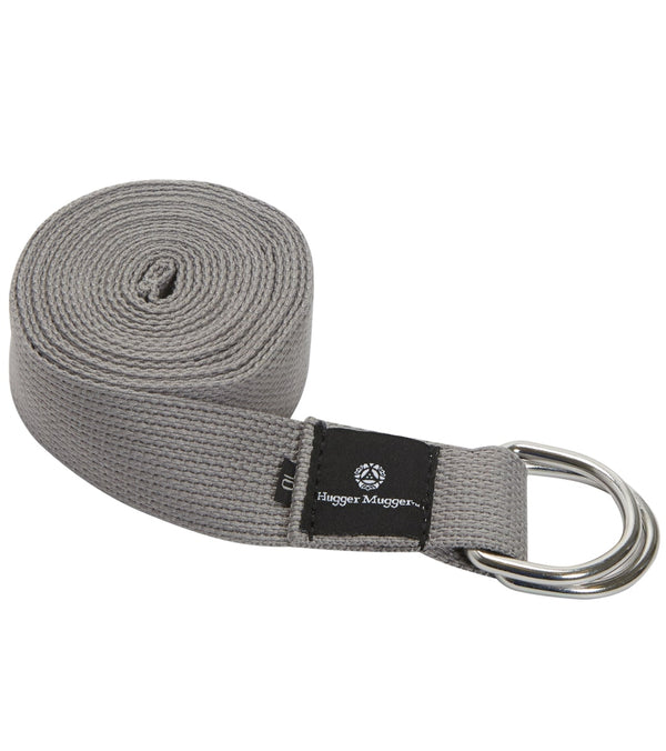 Hugger Mugger Cotton D-Ring Strap 10 ft