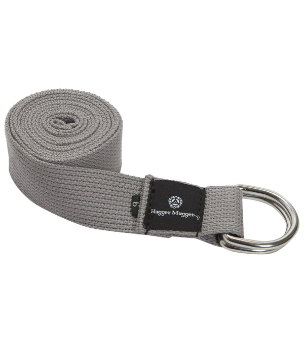 Hugger Mugger Cotton D-Ring Strap 6 ft