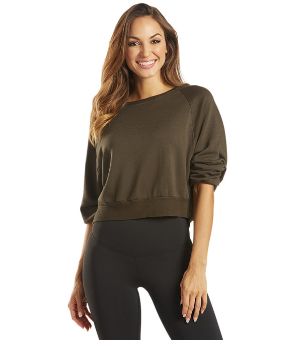 Hard Tail Crop Sweatshirt