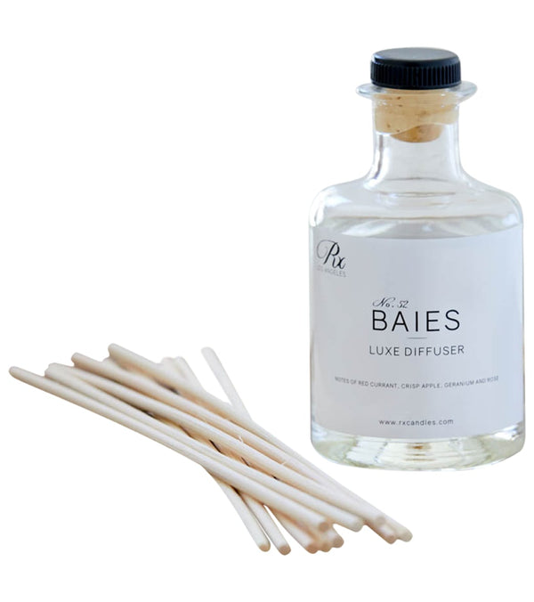 RXLA Baies Reed Diffuser 14oz