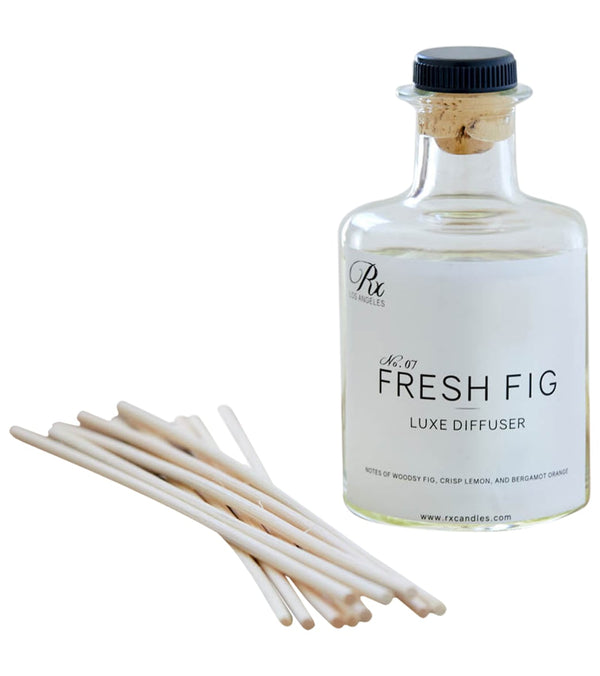 RXLA Fresh Fig Reed Diffuser 14oz