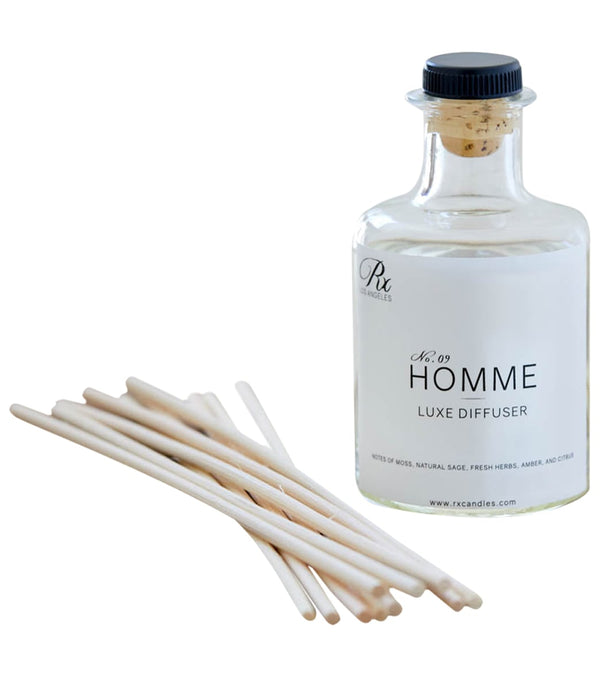 RXLA Homme Reed Diffuser 14oz