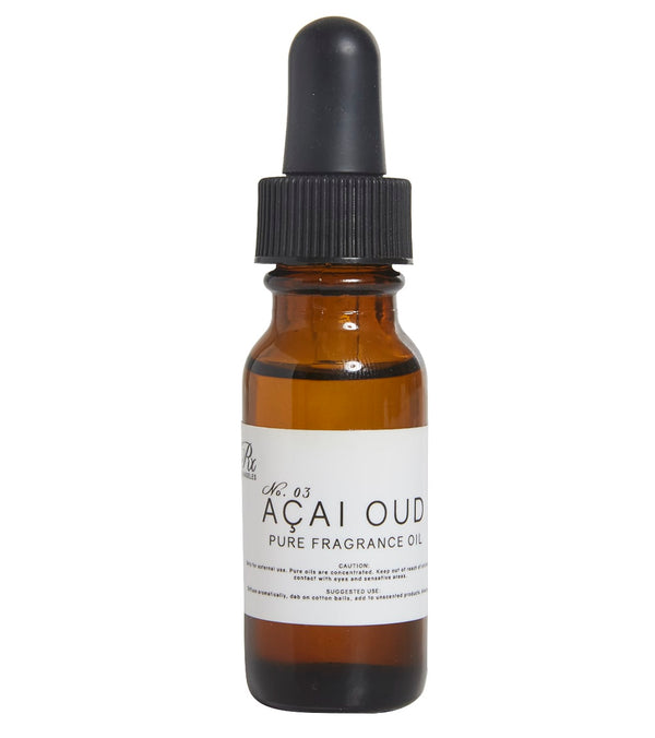 RXLA Acai Oud Pure Fragrance Oil 1oz