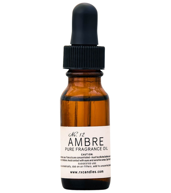 RXLA Ambre Pure Fragrance Oil 1oz