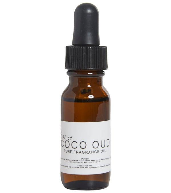 RXLA Coco Oud Pure Fragrance Oil 1oz