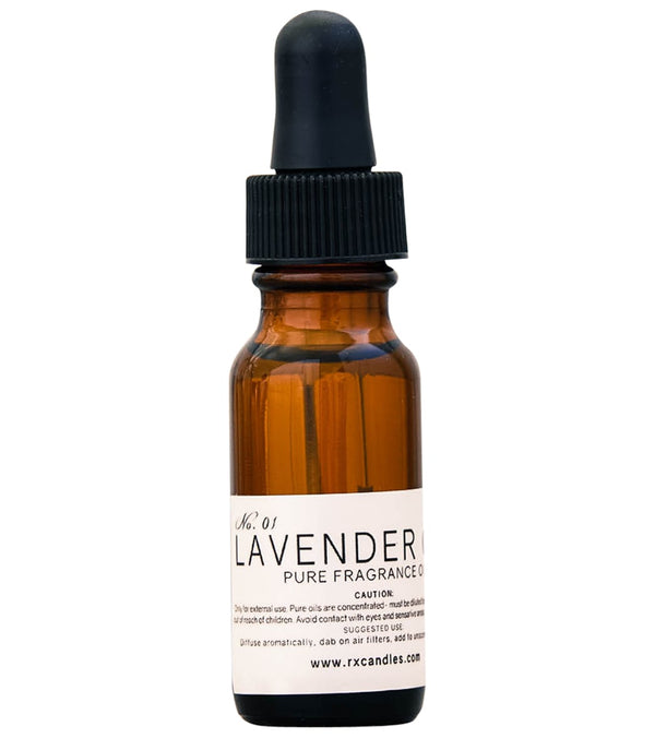 RXLA Lavender Oak Pure Fragrance Oil 1oz