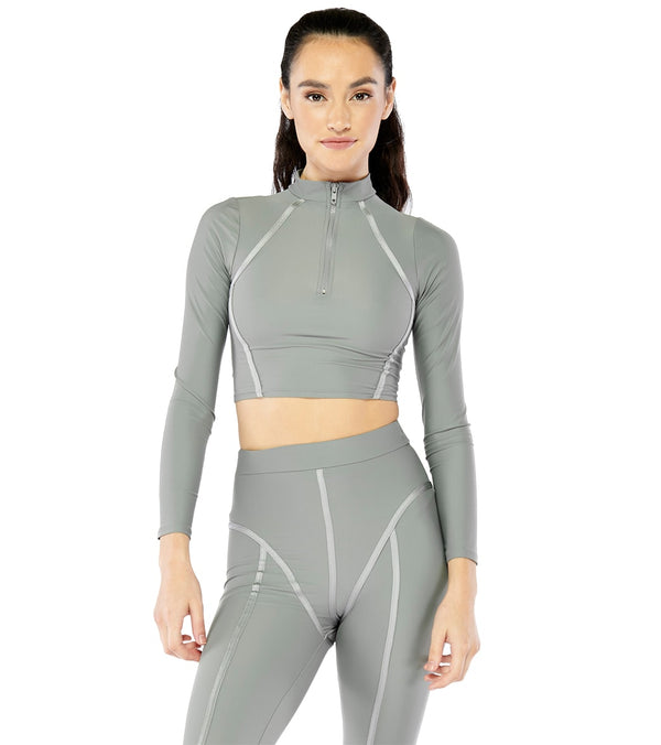 Electric Yoga Oprah Top