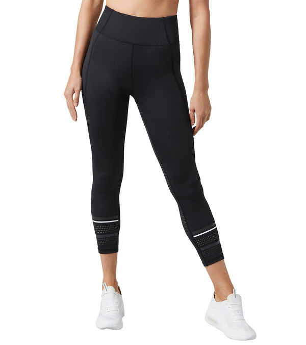 Lilybod Lolah Laser Cut 7/8 Yoga Leggings