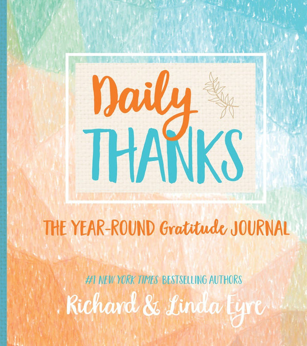 Workman Publishing Daily Thanks: The Year-Round Gratitude Journal