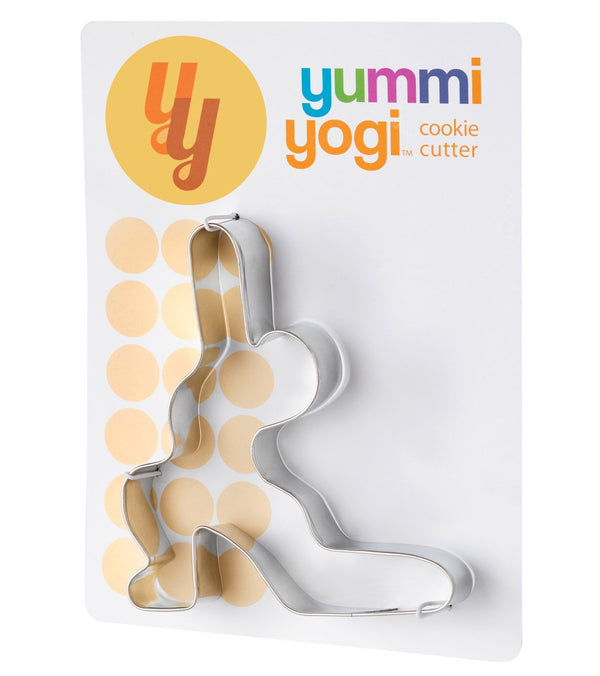 Yummi Yogi Crescent Lunge Cookie Cutter