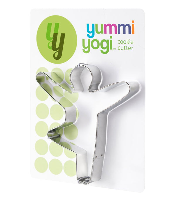 Yummi Yogi Tree Cookie Cutter