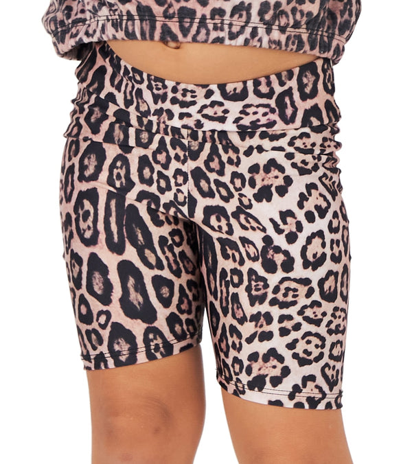 Onzie Girl's Biker Shorts