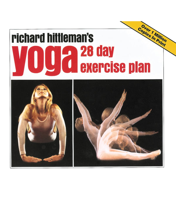 Workman Publishing Richard Hittleman's Yoga