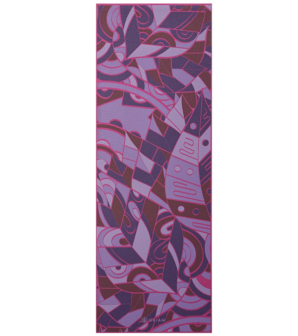 Gaiam Yoga Mat 4mm
