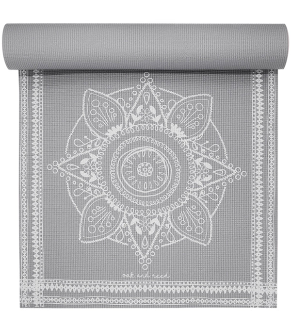 Oak and Reed 4mm Yoga Mat, Medallion Tapestry