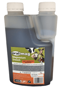 AHD Oral Magnesium Supplement 1Lt Equine Health Supplements