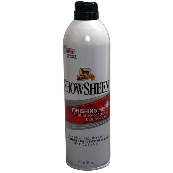 Absorbine Finishing Mist Grooming