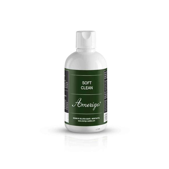Amerigo Soft Clean 500ml Leather Care