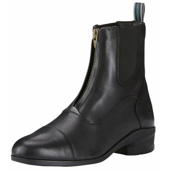 Ariat Heritage IV Zip Boots H20 Black Footwear