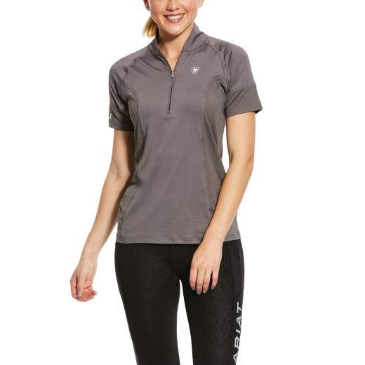 Ariat Women's Cambria 1/4 Zip Show Shirt Competition Wear