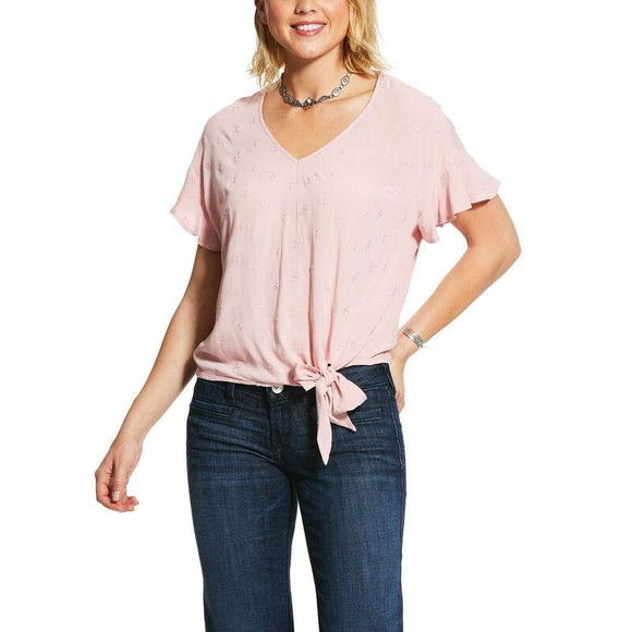 Ariat Women's Crossroads SS Top Casual Clothing