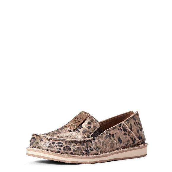 Ariat Women's Cruiser - Metallic Leopard Footwear